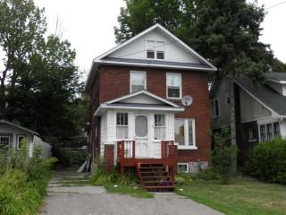 sault house - exterior shot