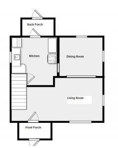 sault house - floorplan lower